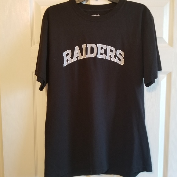 Reebok Other - Reebok Raiders large Tee
